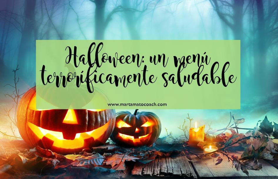 Halloween: un menú terroríficamente saludable