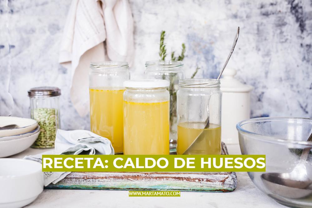 CALDO DE HUESOS