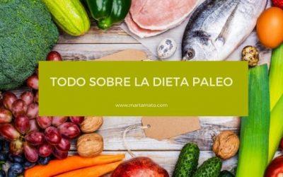Todo sobre la dieta paleo