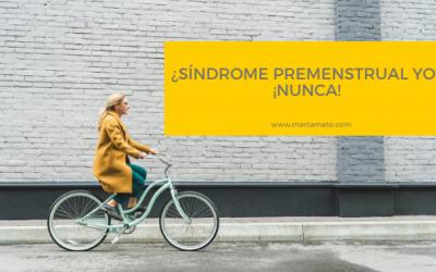 ¿Síndrome premenstrual yo? ¡Nunca!