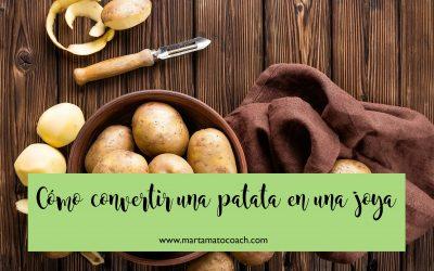 Cómo convertir una patata en una joya