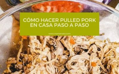 Cómo hacer pulled pork en casa paso a paso