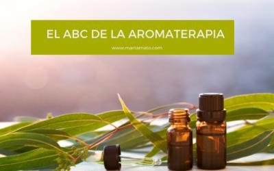 El ABC de la aromaterapia con aceites esenciales