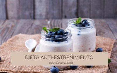 Dieta anti-estreñimiento