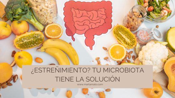 ¿Estreñimiento? Tu microbiota tiene la solución